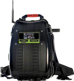 Starter kit Broadcast Backpack