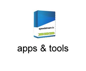 speedstream.tv apps