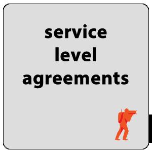 SLA - Service Level Agreements